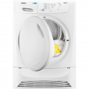 Zanussi 7kg Condenser Tumble Dryer - ZDP7203PZ