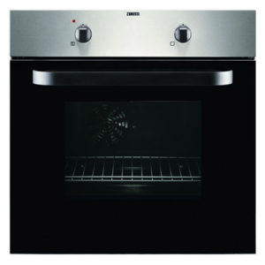 Zanussi Built In Single Electric Oven - ZOB143X