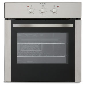 Montpellier SFO57MX Single Built-In Oven, Electric, Stainless Steel