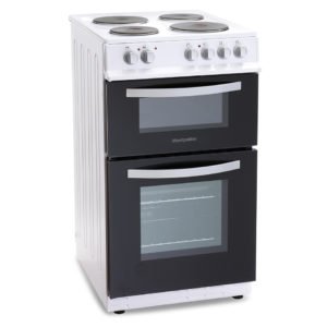 Montpellier MTE50W Twin Cavity Electric Cooker