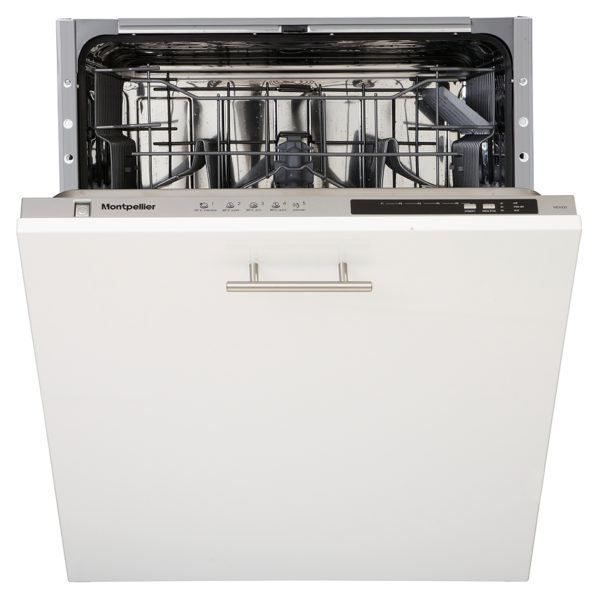 Montpellier MDI600 Fully Integrated Dishwasher