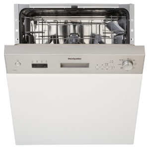 Montpellier Semi Integrated Dishwasher - MDI650X