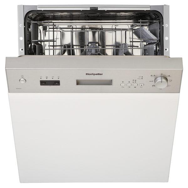 Montpellier Semi Integrated Dishwasher - MDI650X