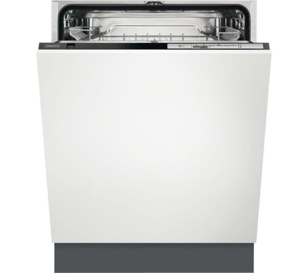 Zanussi Fully Integrated Dishwasher - ZDT22003FA The Appliance Centre NI