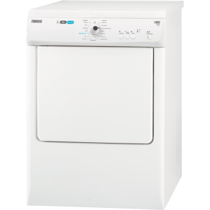 Zanussi 7kg Vented Tumbe Dryer - ZTE7101PZ The Appliance Centre NI