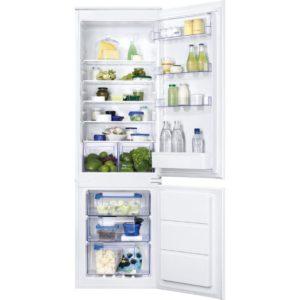 Zanussi Integrated Fridge Freezer - ZBB28651SA The Appliance Centre NI