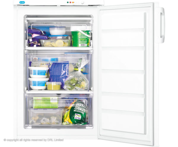 Zanussi ZFT11100WA Under Counter Freezer - White