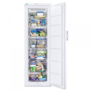 Zanussi High Frost Free Freezer - ZFU25113WV The Appliance Centre NI
