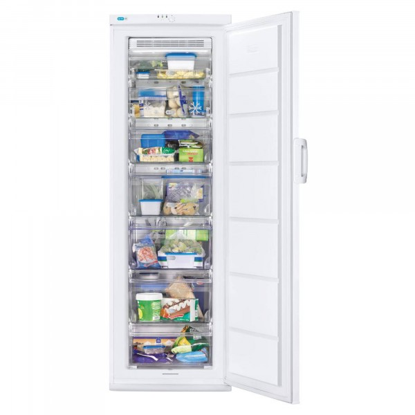 Zanussi High Frost Free Freezer - ZFU25113WV The Appliance Centre NI