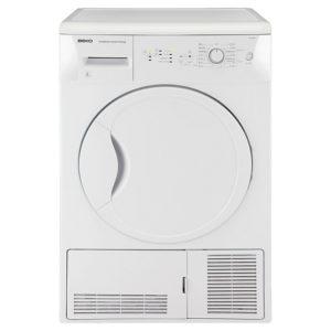 Beko 8kg Condenser Tumbe Dryer - DCU8230W