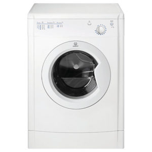 Indesit 7kg Vented Tumble Dryer - IDV75