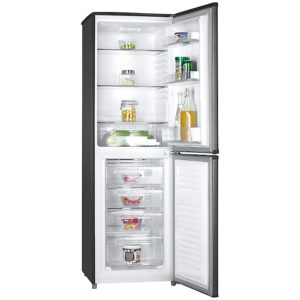 Hoover Frost Free Fridge Freezer - HVBF5172BHK The Appliance Centre NI