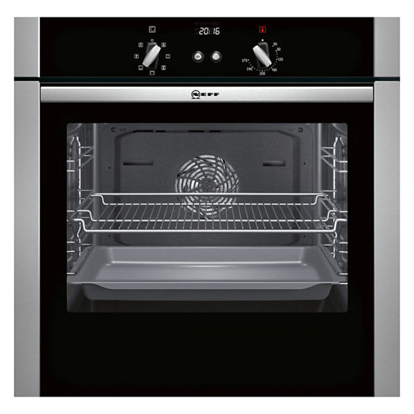 Neff Slide and Hide Single Electric Oven - B44S52N5GB The Appliance Centre NI