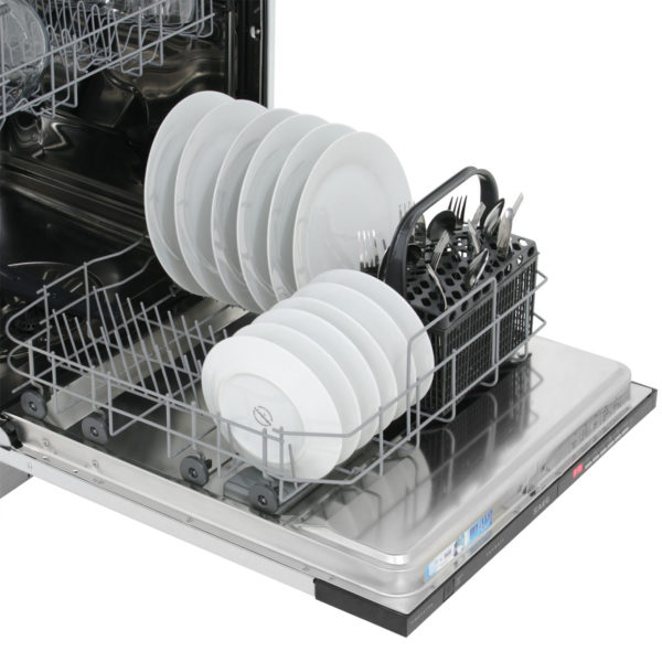 Dishwasher with zero energy consumption between cycles This dishwasher achieves a new level of energy efficiency with the AutoOff function: after a short standby mode, the dishwasher switches off completely. This ensures the dishwasher doesn't consume any energy at all until the next time you wash your dishes.