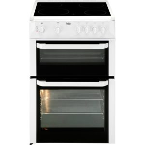 Beko 60cm Electric Cooker – BDC643W