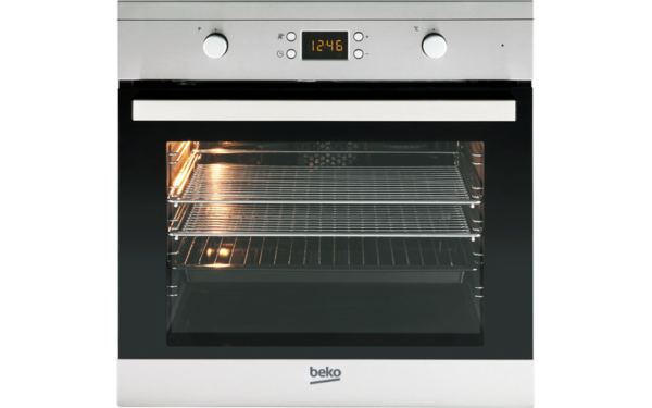 Beko Electric Single Oven - OIF22309X
