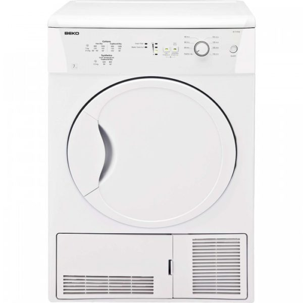 Beko 7kg Condenser Tumble Dryer - DC7110W