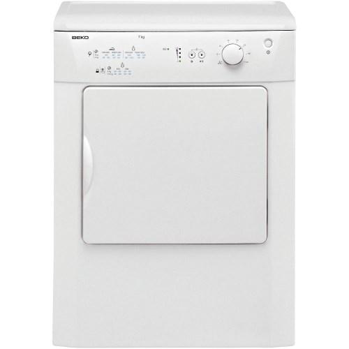 Beko 7kg Vented Tumble Dryer - DRVT71W