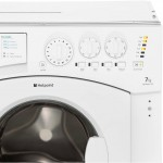 Hotpoint 7kg Built In Washing Machine - BHWM1292 The Appliance Centre NI