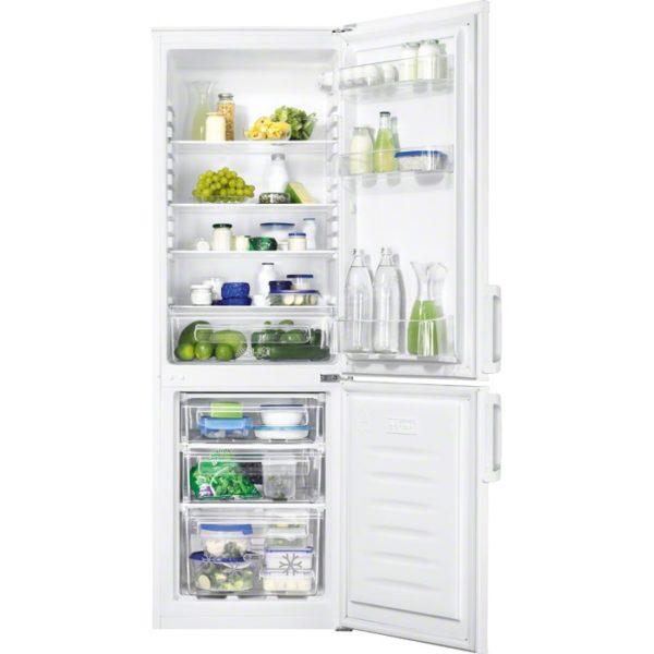 Zanussi Static Fridge Freezer - ZRB24100WA