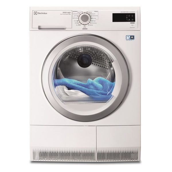 Electrolux 8kg Heat Pump Tumble Dryer - EHD3786GDW
