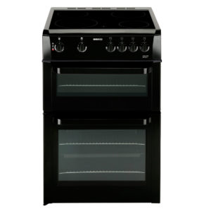 Beko 60cm Electric Cooker - BDC643K