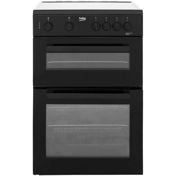 Beko 60cm Electric Cooker - KTC611K The Appliance Centre NI