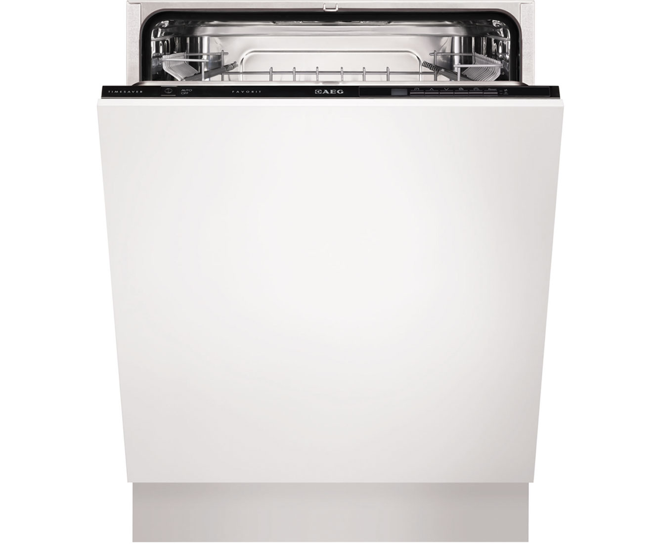 Aeg Favorit Fully Integrated Dishwasher F55320vi0 The Appliance