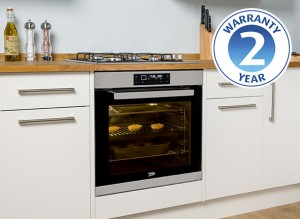 Beko Electric Single Oven - OIF22309X