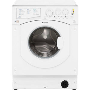 Hotpoint 7kg Built In Washing Machine - BHWM1292 The Appliance Centre NI