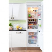 Beko Integrated Fridge Freezer - BC73F