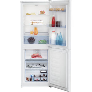 Beko Frost Free Fridge Freezer - CFG1552W The Appliance Centre NI