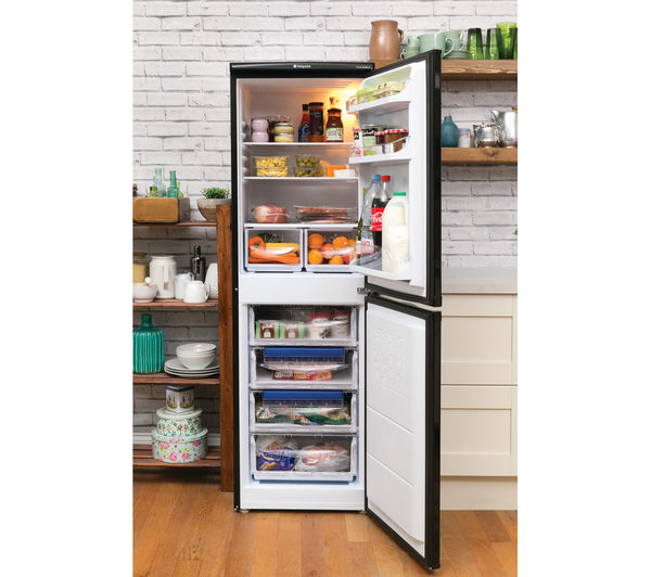 Hotpoint First Edition Fridge Freezer - RFAA52K The Appliance Centre NI
