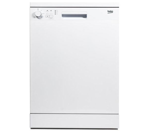Beko Freestanding Dishwasher - DFC04C10W The Appliance Centre NI