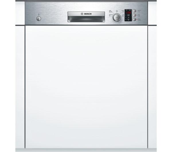 Bosch Semi-Integrated Dishwasher - SMI50C15GB