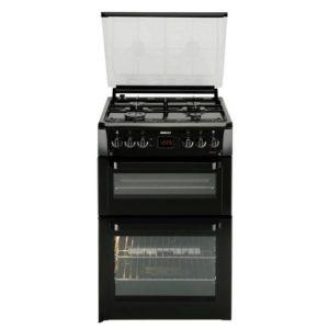 Beko 60cm Gas Cooker - BDVG697KP