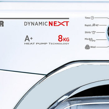 Hoover 8kg Heat Pump Tumble Dryer - DNHD813A2