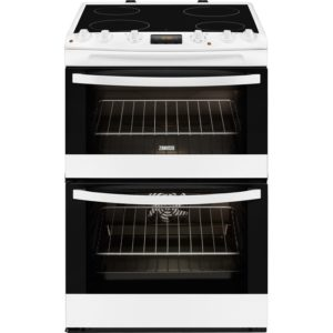 Zanussi 60cm  Electric Cooker - ZCV68300WA The Appliance Centre NI