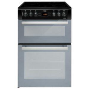 Beko 60cm Electric Cooker - BDVC665MK