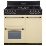 Belling CLASSIC 90DFT 90cm Dual Fuel Range Cooker – Cream