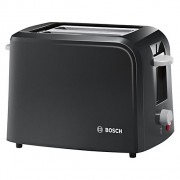Bosch TAT3A013 Village Collection Toaster, Black