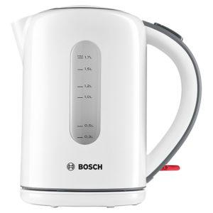 Bosch TWK7601GB Village Collection Kettle, White