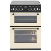 Belling Freestanding Gas Cooker- Classic60G Cream