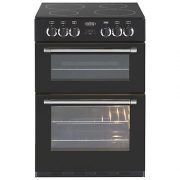Belling 60cm Electric Cooker - Classic60E Black