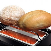 Bosch TAT3A013 Village Collection Toaster, Black