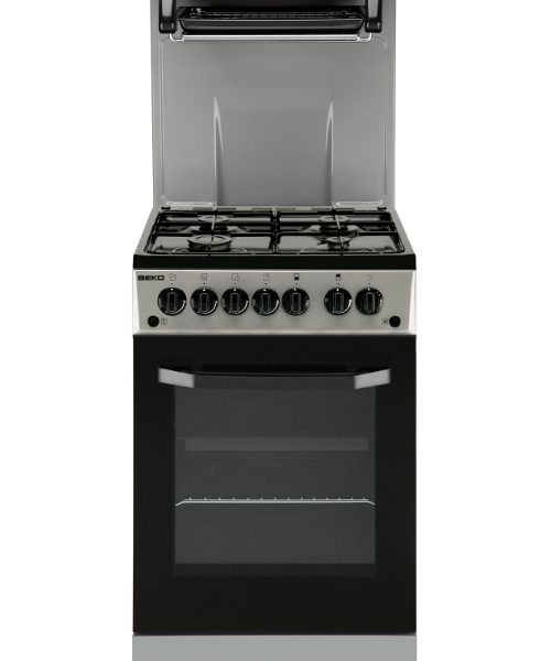 Beko Freestanding Gas Cooker - BA52NES