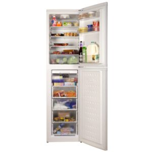 Beko Frost Free Fridge Freezer - CF5015APW