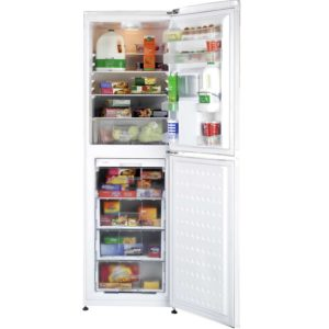 Beko Frost Free Fridge Freezer - CFD5834APW