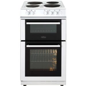 Belling 50cm Electric Cooker - FS50ETWHI
