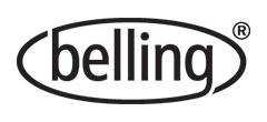 Belling CLASSIC 90DFT 90cm Dual Fuel Range Cooker - Silver